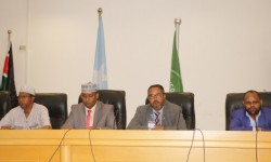 National training for Somalia Imams' on DDRR approaches to counter terrorism Concluded