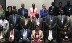 South Sudan National Training Workshop on Formulating/Updating the Security Sector Reform/Transformation (SSR/T) and Disarmament, Demobilization and Reintegration (DDR) strategies for South Sudan