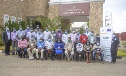 Kenya National Training on Border Security and Traveler Identification System on the Aviation Domain