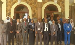 National Training Workshop to Support Sudan in Formulating Security & Justice Sector Reform (SJSR) Policy Framework Conducted