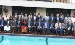 Consultative Meetings for the Development of Regional Strategy for  P/CVE